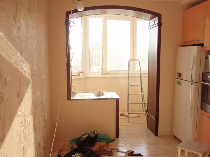 Орионнк: окна, балконы, арки и двери, кухни на заказ.